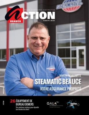Action Beauce - Volume 10 N°3