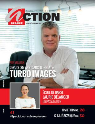 Action Beauce - Volume 9 N°4