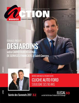 Action Beauce - Volume 9 N°5