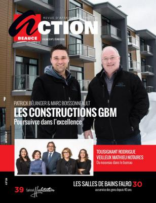 Action Beauce - Volume 10 N°1