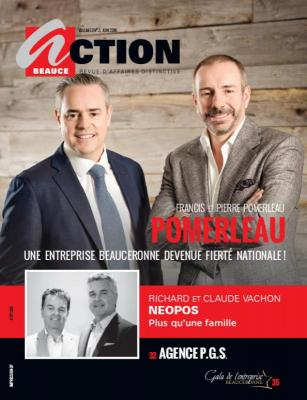 Action Beauce - Volume 8 N°3