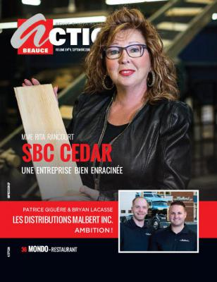 Action Beauce - Volume 8 N°4