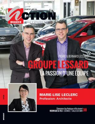 Action Beauce - Volume 8 N°2