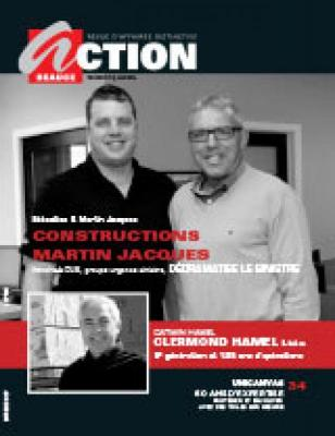 Action Beauce - Volume 7 N°3