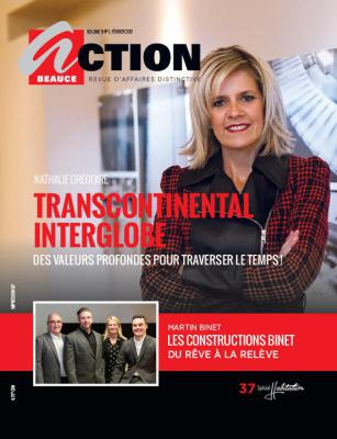 Action Beauce - Volume 9 N°1