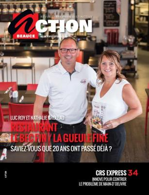 Action Beauce - Volume 10 N°4