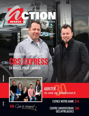Action Beauce - Volume 9 N°3