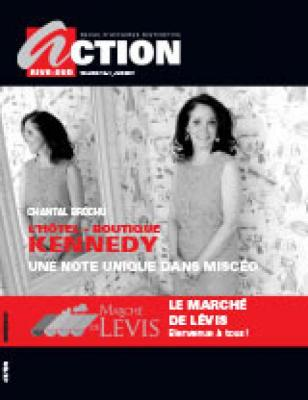 Action Rive-Sud - Volume 5 N� 1