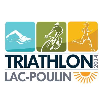 Triathlon Lac Poulin